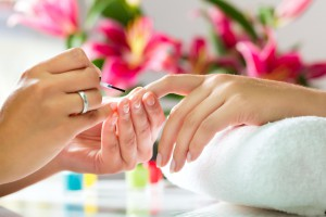 Nail studio with Manicure